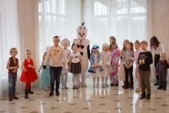 Детский праздник декабрь 2020